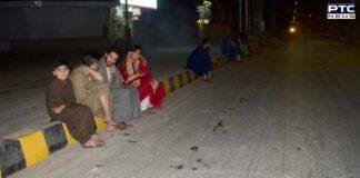 20 dead, 200 injured in Pakistan earthquake