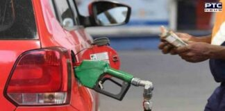 vPetrol, diesel prices in India hit a new all-time high