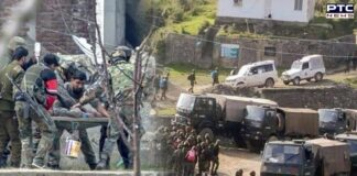 Poonch encounter: Two Army personnel lost their lives in Mendhar operation