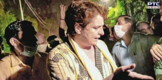 Lakhimpur Kheri: Priyanka Gandhi claims she is in detention for last 28 hrs without any FIR