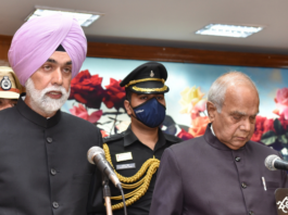 Punjab Governor administers oath to PPSC Chairman in presence of Charanjit Singh Channi
