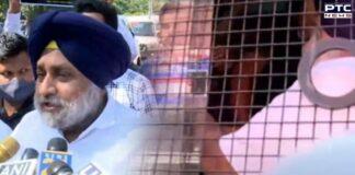 Sukhbir Singh Badal detained for protesting against BSF jurisdiction