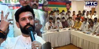 LJP's Chirag Paswan, Pashupati Paras factions get new party names and symbols