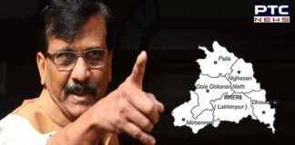 Lakhimpur Kheri: Shiv Sena leader Sanjay Raut lashes out at BJP, asks whether UP is in Pakistan
