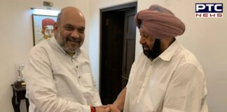 Captain Amarinder Singh likely to meet PM Modi, Amit Shah in Delhi