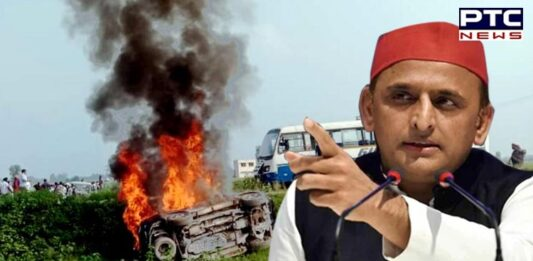 Lakhimpur Kheri violence: Govt is working for powerful, not farmers, says Akhilesh Yadav