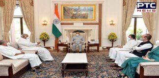 Lakhimpur Kheri incident: Cong delegation meets President Kovind, seeks removal of MoS Teni