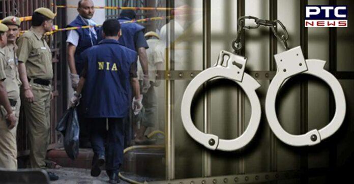 Terrorism conspiracy case: NIA arrests 4 people during raids in Jammu and Kashmir