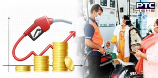 Petrol, diesel prices in India increased for 5th consecutive day