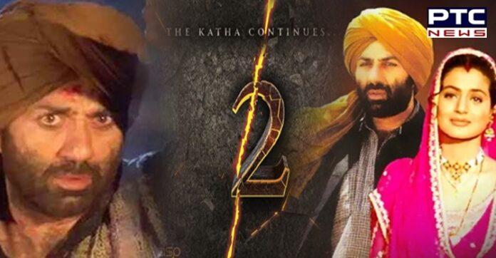 Sunny Deol, Ameesha Patel tease fans with 'Gadar 2' announcement