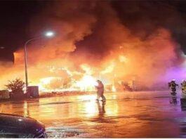 Taiwan fire: 46 dead, 41 injured in massive fire in Kaohsiung