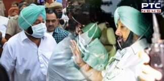 Captain Amarinder Singh visits Delhi; likely to meet Amit Shah again