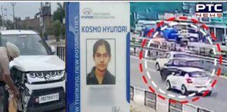 Jalandhar road accident: Police officer's vehicle runs over 2 girls, one died