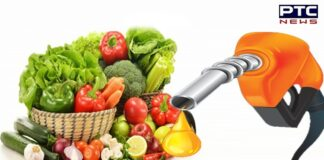 Rise in fuel prices pushed up cost of vegetables, fruits: Traders