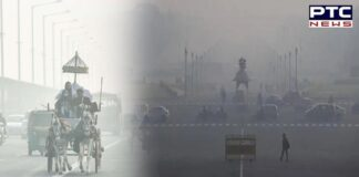 Delhi's air quality continues to be 'moderate', likely to deteriorate soon