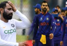 T20 World Cup 2021: Netizens tear into Mohammed Shami after India suffer defeat against Pakistan
